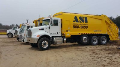 AllWaste Services Inc, Dumpster Rental