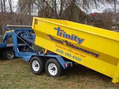 Trinity Trash Takeaway Dumpster Rental