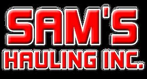 Sams Hauling Inc