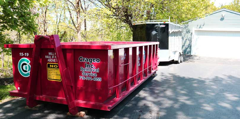 Cragco Inc On Time Dumpsters